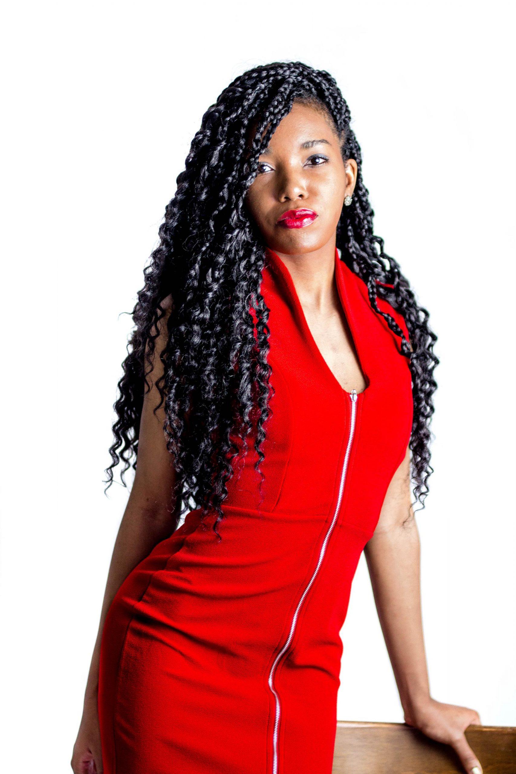 Red Dress Fun